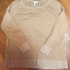 Gold Joie Sweater -wool/cashmere blend